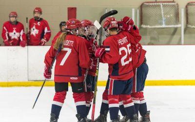 Hockey Team's Holiday Gratitude